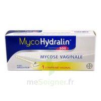 Mycohydralin 500 Mg, Comprimé Vaginal à ANGLET