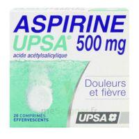 Aspirine Upsa 500 Mg, Comprimé Effervescent à ANGLET