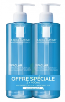 Effaclar Gel moussant purifiant 2*400ml à ANGLET