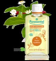 Puressentiel Articulations & Muscles Huile De Massage Bio** Effort Musculaire - Arnica - Gaulthérie - 100 Ml à ANGLET