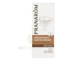Pranarom Diffusion Huile Essentielle Pour Diffuseur Meditation Et Saintes Odeurs à ANGLET