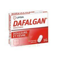 Dafalgan 1000 Mg Comprimés Pelliculés Plq/8 à ANGLET