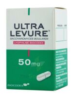 Ultra-levure 50 Mg Gélules Fl/50 à ANGLET