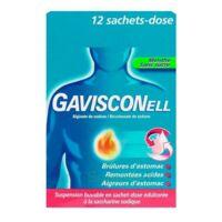 Gavisconell Suspension Buvable Sachet-dose Menthe Sans Sucre 12sach/10ml à ANGLET
