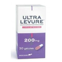Ultra-levure 200 Mg Gélules Fl/30 à ANGLET