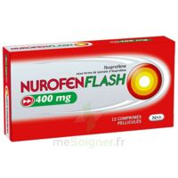 Nurofenflash 400 Mg Comprimés Pelliculés Plq/12 à ANGLET