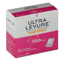 Ultra-levure 100 Mg Poudre Pour Suspension Buvable En Sachet B/20 à ANGLET