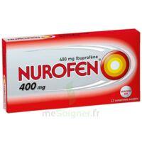 Nurofen 400 Mg Comprimés Enrobés Plq/12 à ANGLET