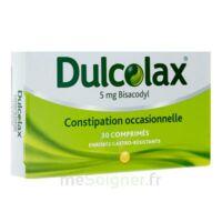 Dulcolax 5 Mg Comprimés Enrobés Gastro-résistants Plq/30 à ANGLET