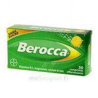 Berocca Comprimés Effervescents Sans Sucre T/30 à ANGLET