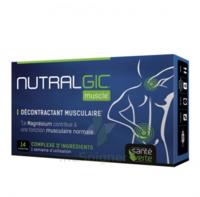 Nutralgic Muscle Comprimés décontractant musculaire B/14 à ANGLET