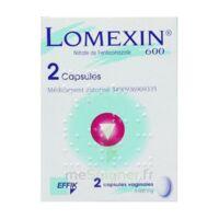 Lomexin 600 Mg Caps Molle Vaginale Plq/2 à ANGLET
