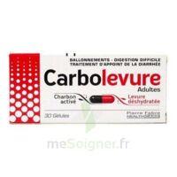 Carbolevure Gélules Adulte Plq/30 à ANGLET