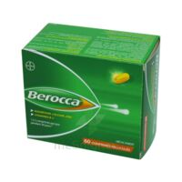 Berocca Comprimés Pelliculés Plq/60 à ANGLET