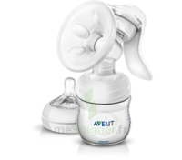 Avent Natural Tire-lait manuel avec système de conservation à ANGLET
