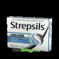Strepsils Lidocaïne Pastilles Plq/24 à ANGLET