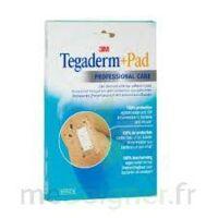 Tegaderm + Pad, 9 Cm X 10 Cm , Bt 10 à ANGLET