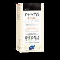 Phytocolor Kit coloration permanente 3 Châtain foncé à ANGLET