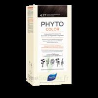 Phytocolor Kit Coloration Permanente 4.77 Châtain Marron Profond à ANGLET