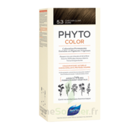 Phytocolor Kit Coloration Permanente 5.3 Châtain Clair Doré à ANGLET