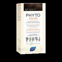 Phytocolor Kit coloration permanente 5.7 Châtain clair marron à ANGLET