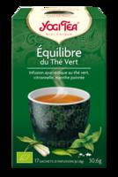 Yogi Tea Thé équilibre du thé vert bio 17 Sachets à ANGLET