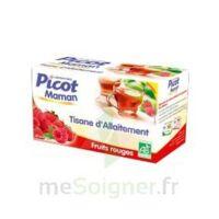 Picot Maman Tisane d'allaitement Fruits rouges 20 Sachets à ANGLET