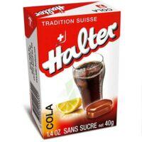 Halter Bonbon sans sucre Cola B/40g à ANGLET
