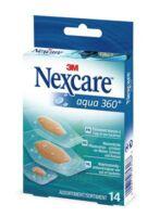 Nexcare Aqua 360° Pansements 3 tailles B/14 à ANGLET