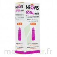 Neovis Total Multi S Ophtalmique Lubrifiante Pour Instillation Oculaire Fl/15ml à ANGLET