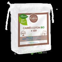 Gifrer Carré coton bio Sachet/150 à ANGLET