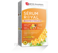 Forte Pharma Sérum royale 20 Ampoules/15ml à ANGLET