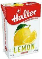 Halter sans sucre Bonbon citron B/40g à ANGLET