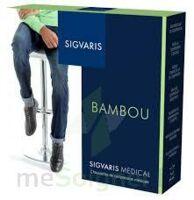 Sigvaris Bambou 2 Chaussette homme noir L médium à ANGLET