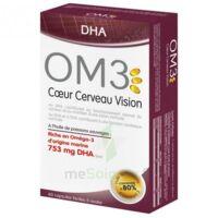 Om3 Dha Coeur Cerveau Vision Caps B/60 à ANGLET