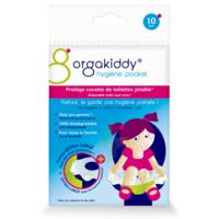 Orgakiddy Protège-cuvette toilettes XL Pochette/10 à ANGLET