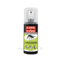 Cinq Sur Cinq Zones Tempérées Lotion Anti-moustique 100ml à ANGLET