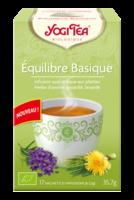 Yogi Tea Equilibre Basique 17 Sachets à ANGLET