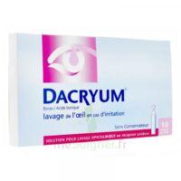 Dacryum S P Lav Opht En Récipient Unidose 10unid/5ml à ANGLET
