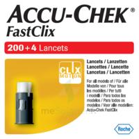 Accu-chek Fastclix Lancettes B/204 à ANGLET