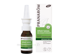 Aromaforce Solution nasale dégage le nez 15ml à ANGLET