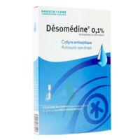 Desomedine 0,1 % Collyre Sol 10fl/0,6ml à ANGLET