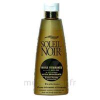 SOLEIL NOIR Huile vitaminée ultra bronzante Fl/150ml à ANGLET