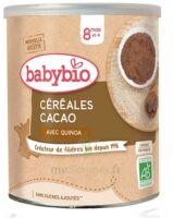BABYBIO Céréales Cacao à ANGLET
