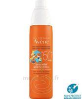 Avène Eau Thermale Solaire Spray Enfant 50+ 200ml à ANGLET