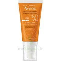 Avène Eau Thermale Solaire Crème 50+ Sans Parfum 50ml à ANGLET
