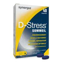D-stress Sommeil Comprimés B/40 à ANGLET