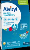 Alvityl Sucette Mal Des Transports B/10 à ANGLET