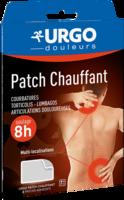 Patch Chauffant Decontractant Urgo X 2 à ANGLET