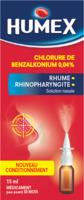 Humex Fournier 0,04 Pour Cent, Solution Pour Pulvérisation Nasale à ANGLET